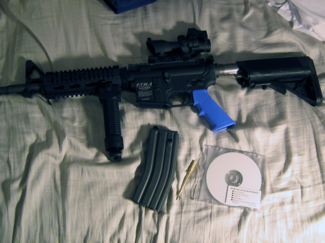 NYC Airsoft • View topic - Systema PTW M4A1 MIL/LE Edition