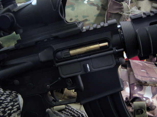 NYC Airsoft • View topic - REVIEW: WE AWSS M4 Gas Blow Back